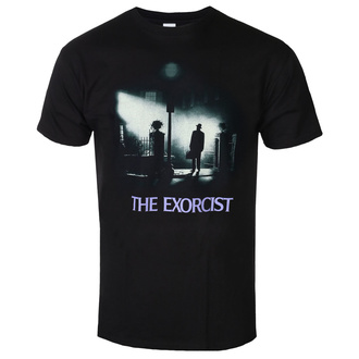 tričko pánské EXORCIST - THE POSTER - PLASTIC HEAD - BILEXR00009