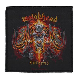 nášivka Motörhead - Inferno - RAZAMATAZ, RAZAMATAZ, Motörhead