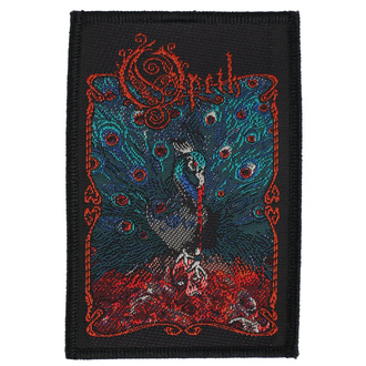 nášivka Opeth - Sorceress - RAZAMATAZ, RAZAMATAZ, Opeth