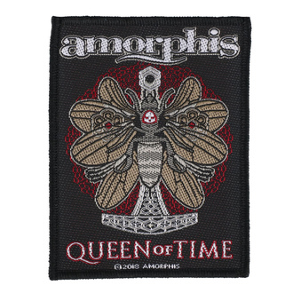 nášivka Amorphis - Queen Of Time - RAZAMATAZ - SP2972