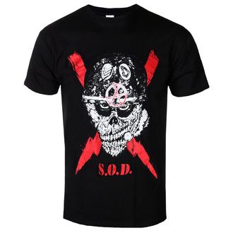 tričko pánské S.O.D. Scrawled Lighting - STORMTROOPERS OF DEATH - PLASTIC HEAD, PLASTIC HEAD, S.O.D.