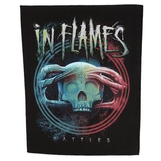 nášivka velká In Flames - Battles - RAZAMATAZ, RAZAMATAZ, In Flames