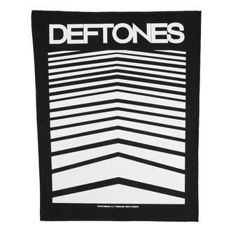 nášivka velká Deftones - Abstract Lines - RAZAMATAZ, RAZAMATAZ, Deftones