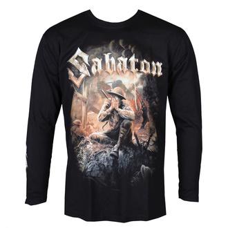 tričko pánské s dlouhým rukávem SABATON - The great war - NUCLEAR BLAST - 27961_LS