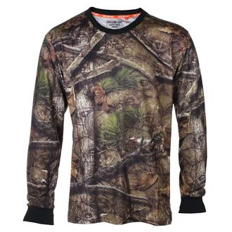 tričko pánské s dlouhým rukávem LETHAL THREAT - BACKWOODS - SKULL CAMO, LETHAL THREAT