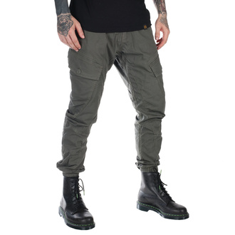 kalhoty pánské BRANDIT - Ray - 1018-olive1018-olive
