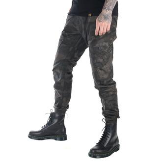 kalhoty pánské BRANDIT - Ray - 1018-darkcamo