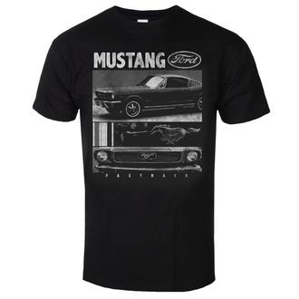 tričko pánské FORD MUSTANG - TS646444FRD