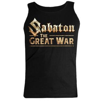 tílko pánské SABATON - The great war - NUCLEAR BLAST - 27972_TS