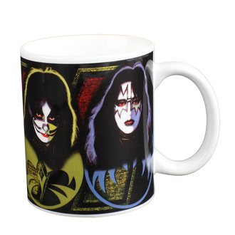 dárková sada Kiss - ROCK OFF, ROCK OFF, Kiss