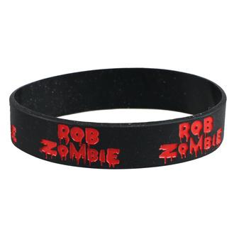 náramek gumový Rob Zombie - ROCK OFF, ROCK OFF, Rob Zombie