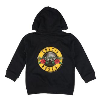 mikina dětská Guns 'n Roses - (Bullet) - black - Metal-Kids, Metal-Kids