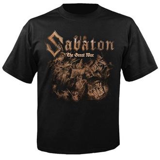 tričko pánské SABATON - TGW Hatching - NUCLEAR BLAST - 28135_TS