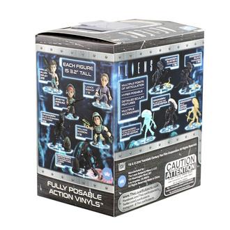 figurka Alien - William Hudson - grey camo, NNM, Alien