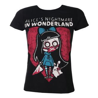 tričko dámské AKUMU INK - Alice's Nightmare - 16TW01