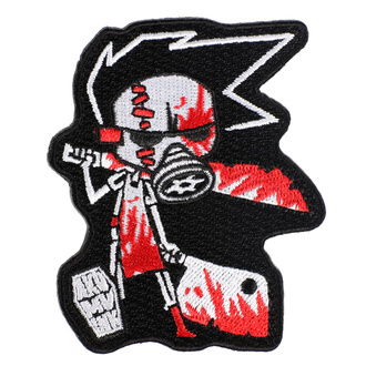 nažehlovačka (nášivka) AKUMU INK - Butcher III, Akumu Ink