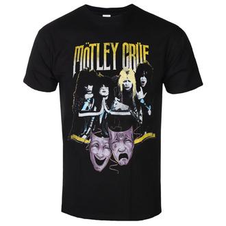 tričko pánské Mötley Crüe - Theatre Vintage - ROCK OFF, ROCK OFF, Mötley Crüe