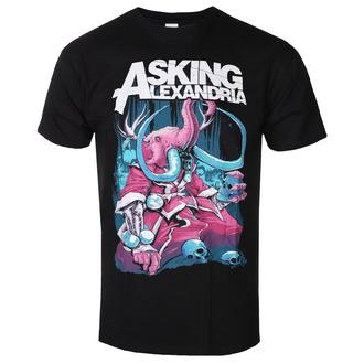 tričko pánské Asking Alexandria - Packaged Devour - ROCK OFF, ROCK OFF, Asking Alexandria