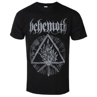 tričko pánské Behemoth - Furor Divinus - Black - KINGS ROAD - 20110361