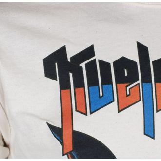 tričko pánské Kvelertak - DC Combined - Natural - KINGS ROAD, KINGS ROAD, Kvelertak
