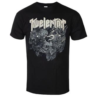 tričko pánské Kvelertak - Owl Fight - Black - KINGS ROAD - 20129064