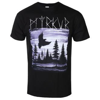 tričko pánské Myrkur - Raven - Black - KINGS ROAD, KINGS ROAD, Myrkur