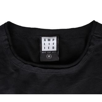 tričko pánské THE POGUES - FAIRYTALE OF NEW YORK - BLACK - AMPLIFIED, AMPLIFIED, Pogues