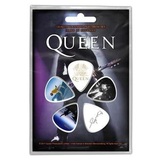 trsátka Queen - Brian May - RAZAMATAZ, RAZAMATAZ, Queen