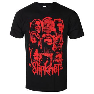 tričko pánské Slipknot - WANYK Red - ROCK OFF - SKTS48MB