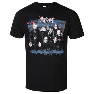 tričko pánské Slipknot - WANYK Glitch Group - ROCK OFF - SKTS52MB