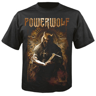 tričko pánské POWERWOLF - Stossgebet - NUCLEAR BLAST, NUCLEAR BLAST, Powerwolf