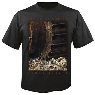 tričko pánské THY ART IS MURDER - Human target - NUCLEAR BLAST, NUCLEAR BLAST, Thy Art Is Murder