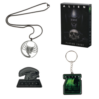 dárková sada Alien - 40th Anniversary, NNM, Alien