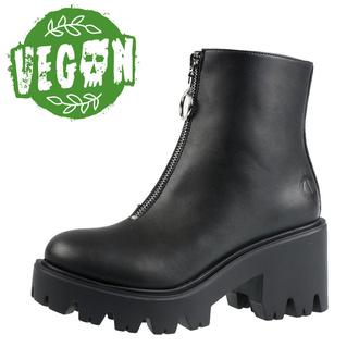 boty ALTERCORE - Gemma - Vegan Black, ALTERCORE