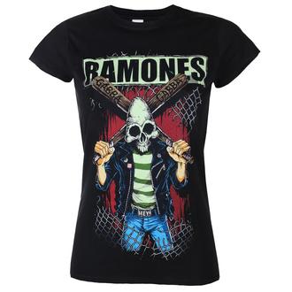 tričko dámské RAMONES - GABBA GABBA HEY - PLASTIC HEAD, PLASTIC HEAD, Ramones