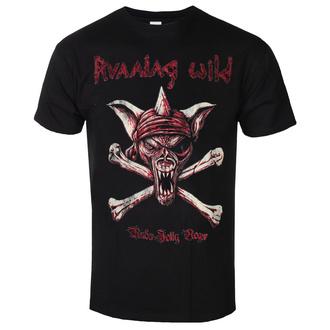 tričko pánské RUNNING WILD - UNDER JOLLY ROGER - PLASTIC HEAD - PH11637