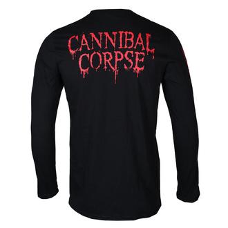 tričko pánské s dlouhým rukávem CANNIBAL CORPSE - TOMB OF THE MUTILATED - PLASTIC HEAD, PLASTIC HEAD, Cannibal Corpse