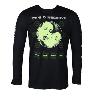 tričko pánské s dlouhým rukávem TYPE O NEGATIVE - CRUDE GEARS - PLASTIC HEAD, PLASTIC HEAD, Type o Negative