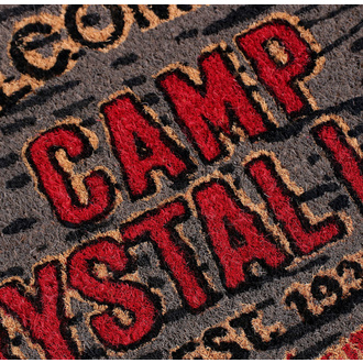 rohožka Friday the 13th - Doormat Welcome To Camp, NNM, Friday the 13th