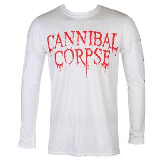 tričko pánské s dlouhým rukávem CANNIBAL CORPSE - BUTCHERED AT BIRTH - PLASTIC HEAD - PH11640LS