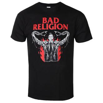tričko pánské BAD RELIGION - SNAKE PREACHER - PLASTIC HEAD, PLASTIC HEAD, Bad Religion