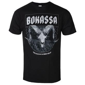 tričko pánské BOKASSA - NARCISSISM - PLASTIC HEAD, PLASTIC HEAD, Bokassa