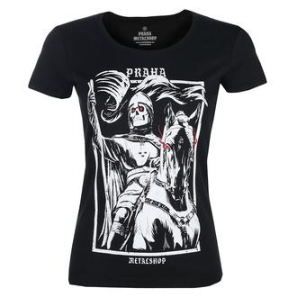 tričko dámské METALSHOP - PRAHA, METALSHOP