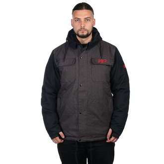 bunda pánská Slayer - Insulated - Black Denim - 686, 686, Slayer