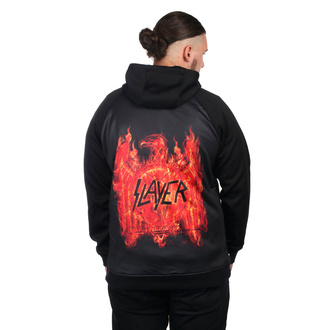 mikina pánská Slayer - Bonded - Black - 686, 686, Slayer
