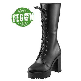 boty dámské ALTERCORE - Alexa - Vegan Black, ALTERCORE