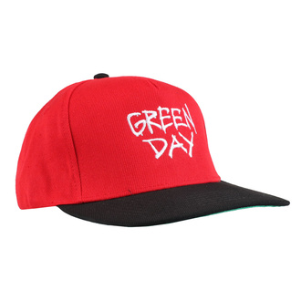 kšiltovka GREEN DAY - RADIO HAT - PLASTIC HEAD, PLASTIC HEAD, Green Day