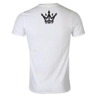 tričko pánské MAFIOSO - Strip - WHT, MAFIOSO