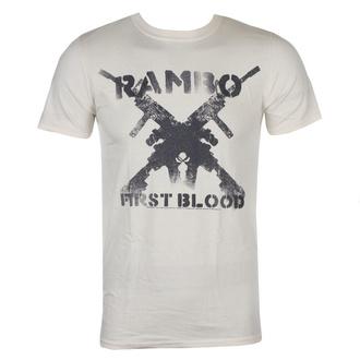tričko pánské Rambo - Guns, AMERICAN CLASSICS, Rambo