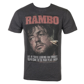 tričko pánské Rambo - Gimme Dat Sizzle, AMERICAN CLASSICS, Rambo